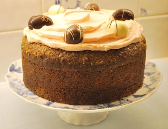 Mich Turner S Moist Carrot Cake Recipe