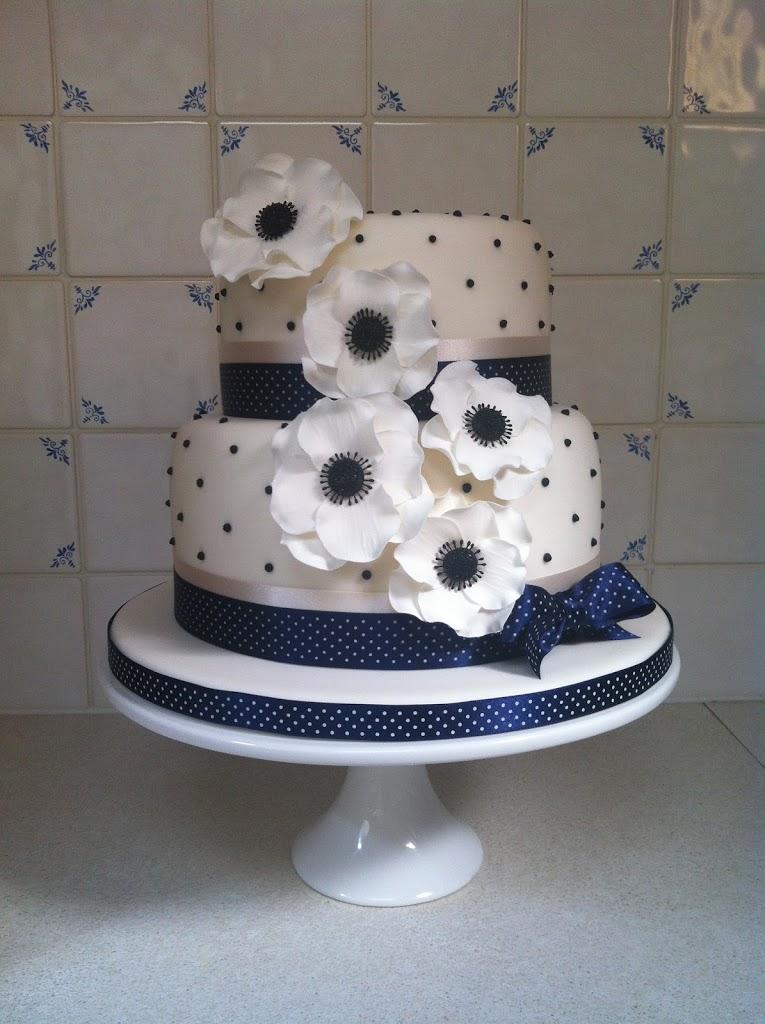 Peggy Porschen Anemone Cake Little Bear Cakery