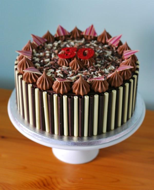 Chocolate Birthday Cake Archives Little Bear Cakery